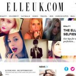 7 content strategy recommendations for the new Elle UK online store