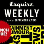 Content strategy recommendations for the new Esquire weekly app