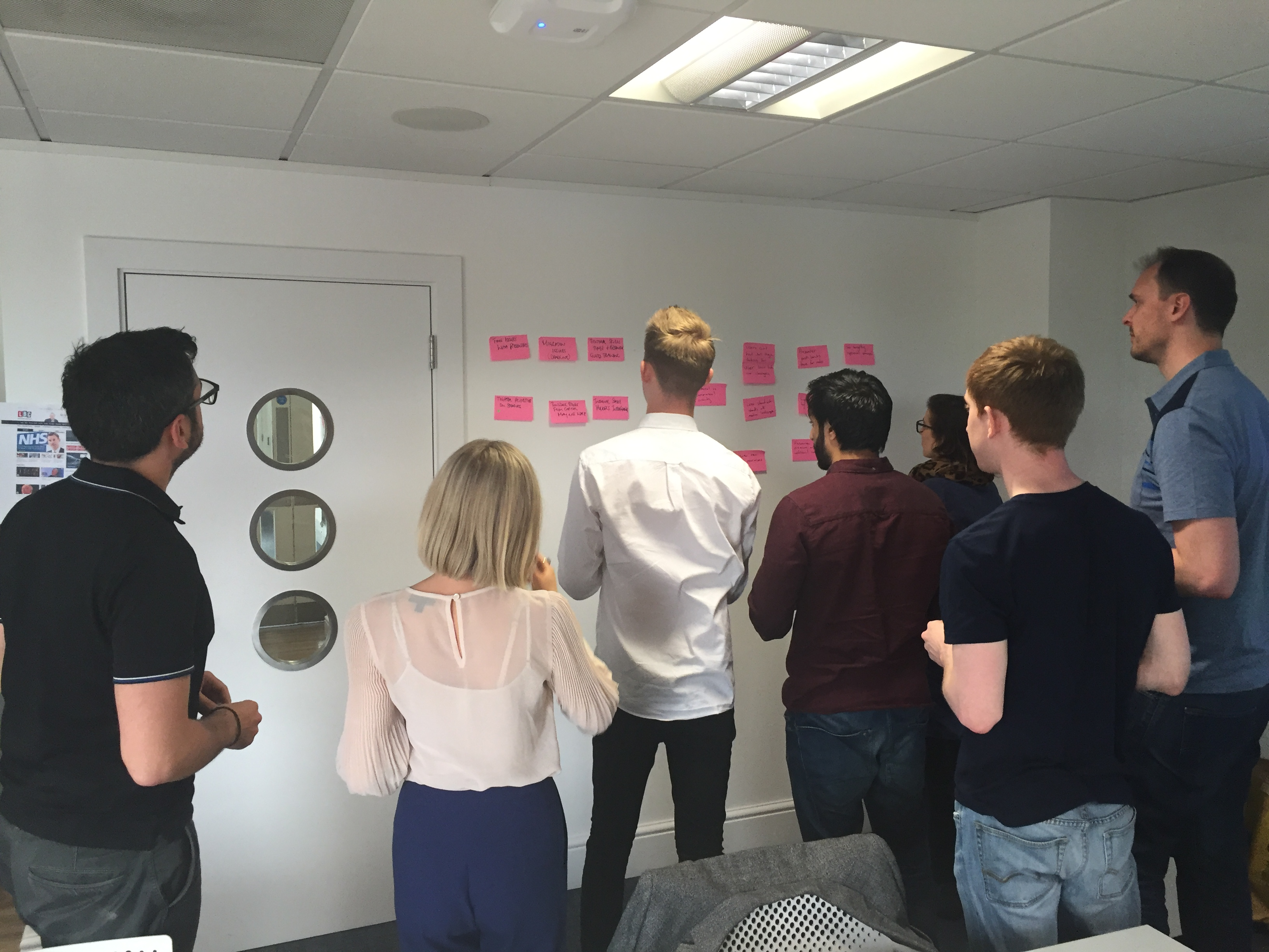 content strategy gamestorming session
