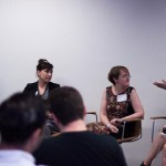 Content strategy and UX working together at joint UXPA and CSA event