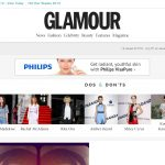 13 content strategy recommendations for the glamourmagazine.co.uk website
