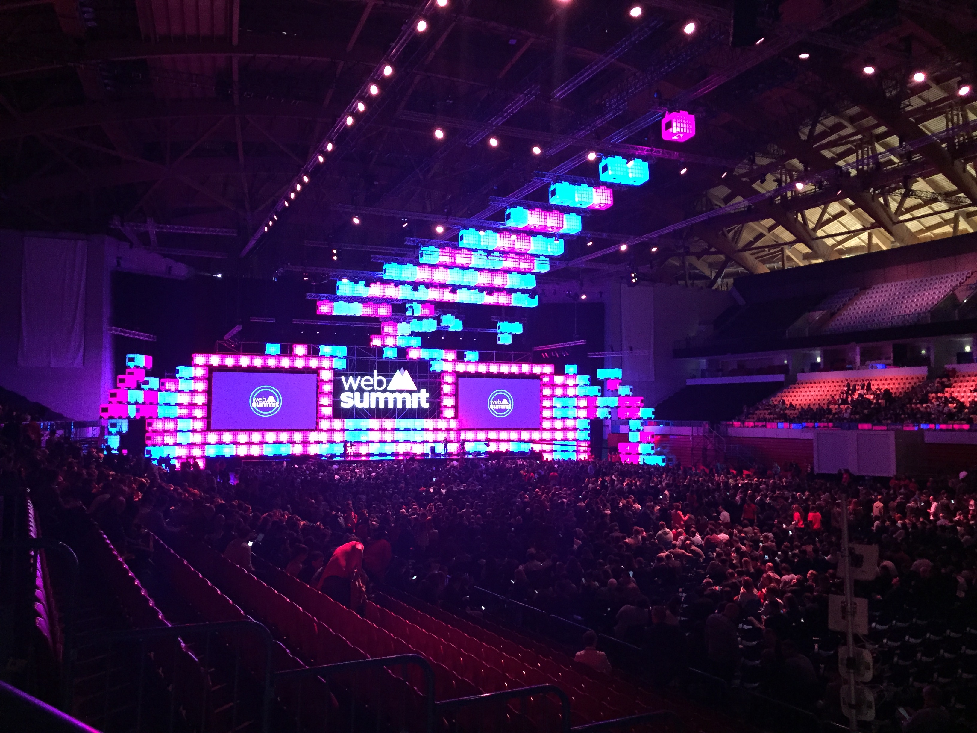 content strategy at web summit 2016